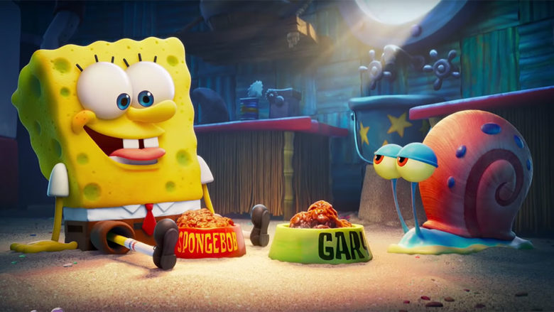 SpongeBob Sponge on the Run