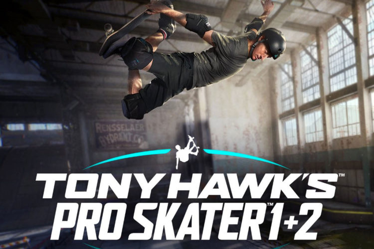 Tony Hawk's Pro Skater 1 and 2 demo reopens Warehouse in August