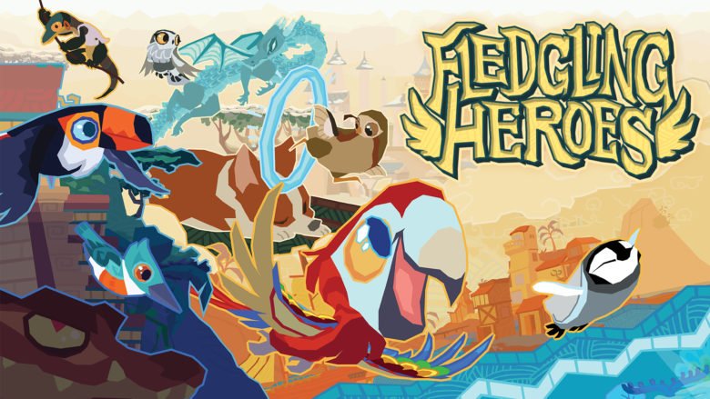 Fledgling Heroes Switch Banner