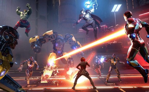 marvel's avengers free upgrade