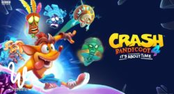 Crash Bandicoot 4 Trailer - It's About Time