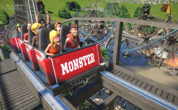 meet the makers planet coaster