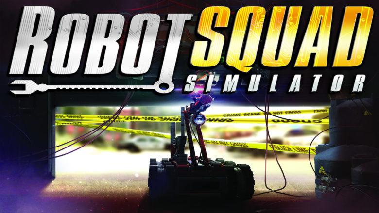 Robot Squad Simulator Banner