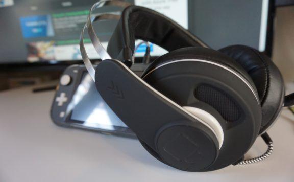 venom sabre stereo headset review