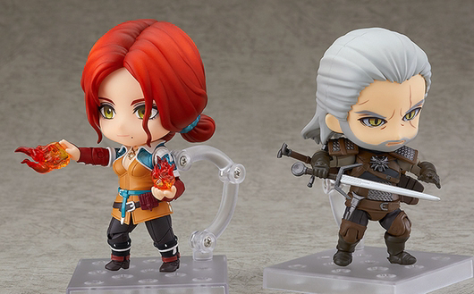 Nendoroid Triss Merigold Will Win Over Your Heart!