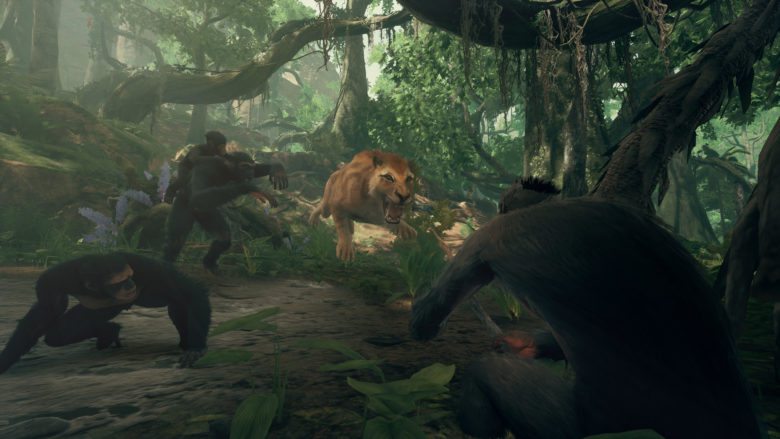 Ancestors The Humankind Odyssey Coming to Steam August 27