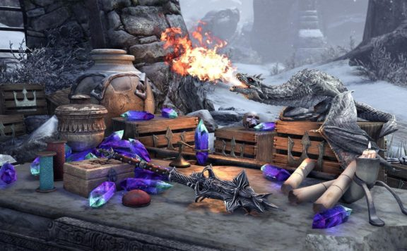 ESO Offers a Free Crown Store Bundle