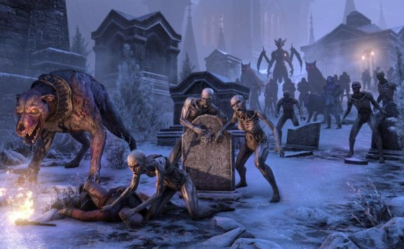 ESO Team Previews Stonethorn DLC & Update 27