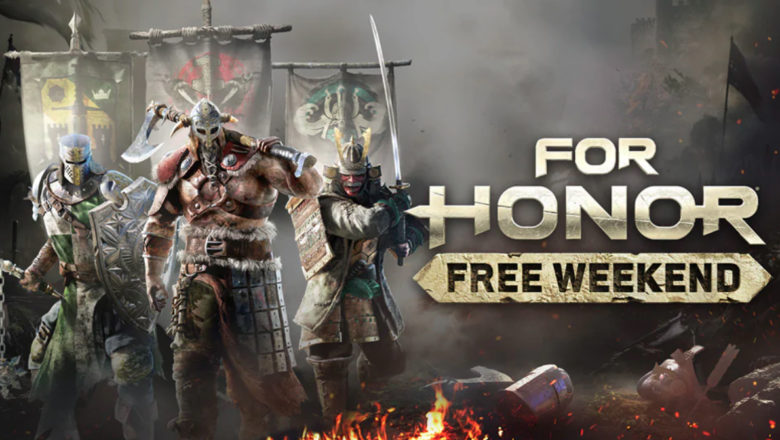 For Honor - Free Weekend Starts July 23