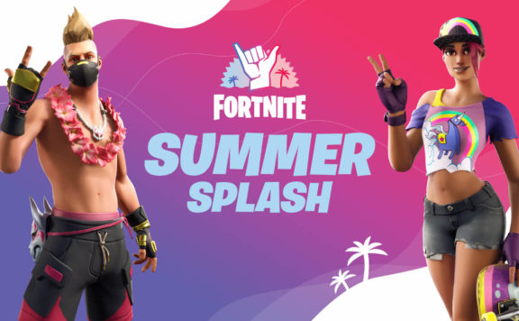 Fortnite Summer Splash 2020 Invites You For Some Fun in the Sun