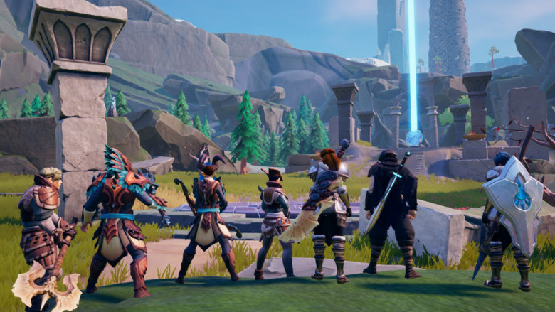 Frozen Flame Will Enter Closed Beta in Q3 2020