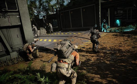 Ghost Recon Breakpoint: Resistance Trailer & AI Teammates
