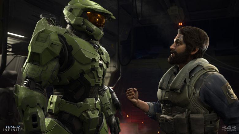 Halo Infinite Devs Address Graphics Feedback