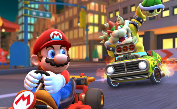 Mario Kart Tour Adds Landscape Mode