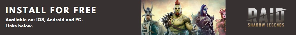Raid: Shadow Legends Review 1