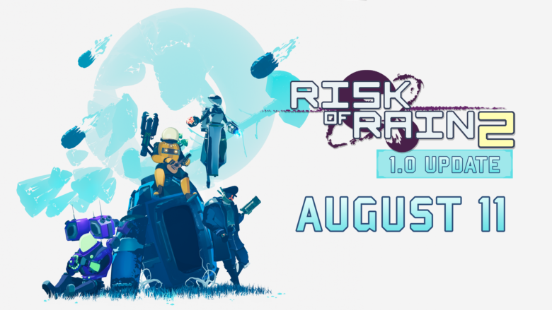 Risk of Rain 2 Leaves Early Access on August 11