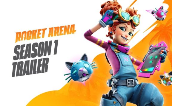 Rocket Arena - Season 1 Is Now Available