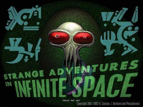 STRANGE ADVENTURES OF INFINITE SPACE