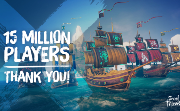 Sea of Thieves Passes 15 Million Players Milestone