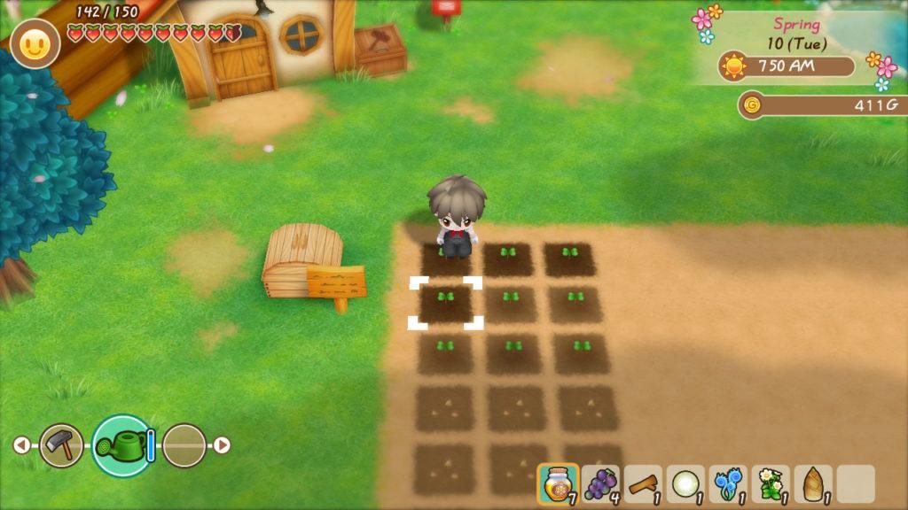 SoS - FoMT Farming