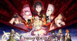 Tales Of Crestoria Is Out Now
