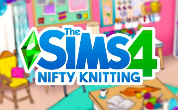 The Sims 4 - Nifty Knitting Stuff Pack Trailer