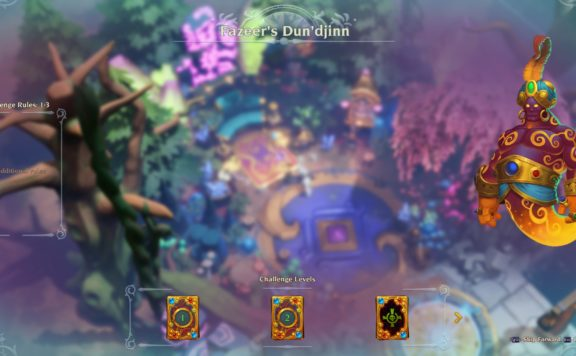 Torchlight III - Fazeer's Dun'djinn Challenge is Here