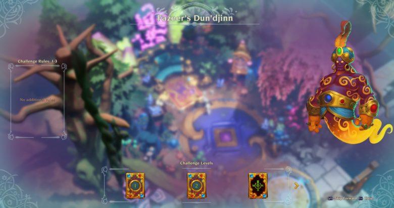 Torchlight III - Fazeer's Dun'djinn Challenge is Here