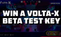 VOLTA-x beta test key