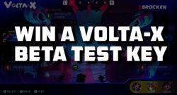 VOLTA-x beta test key