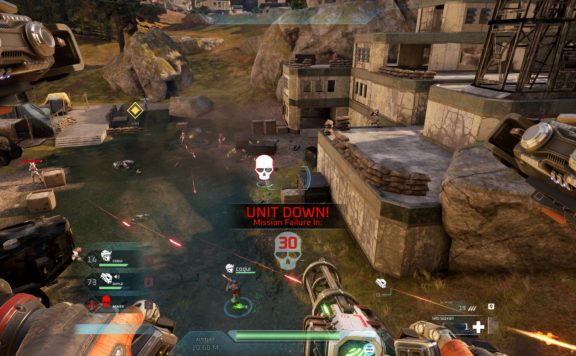 Disintegration Review hero