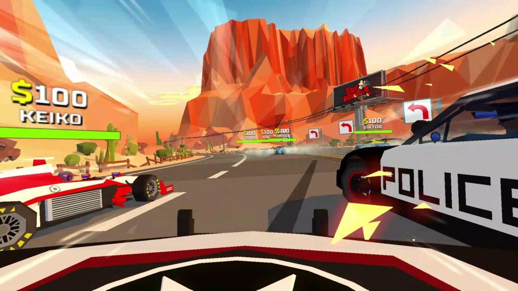 hotshot racing hands on preview