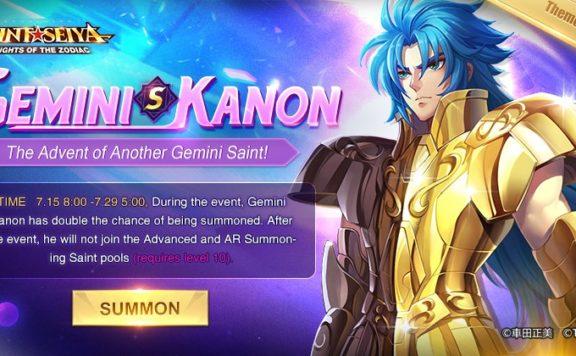 Saint Seiya Awakening Kanon