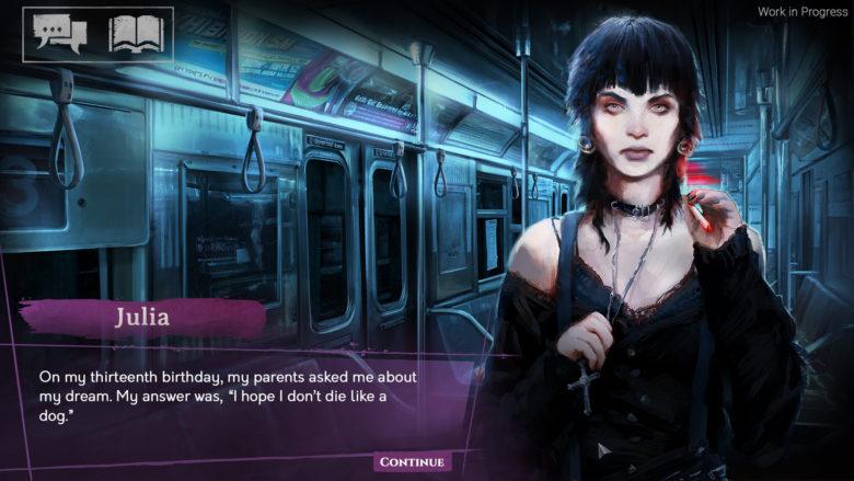 Vampire: The Masquerade - Shadows of New York Gameplay Trailer