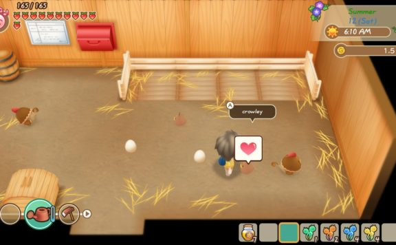story of seasons: friends of mineral town getting started tips