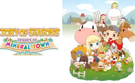 Story Of Seasons: Friends Of Mineral Town Banner