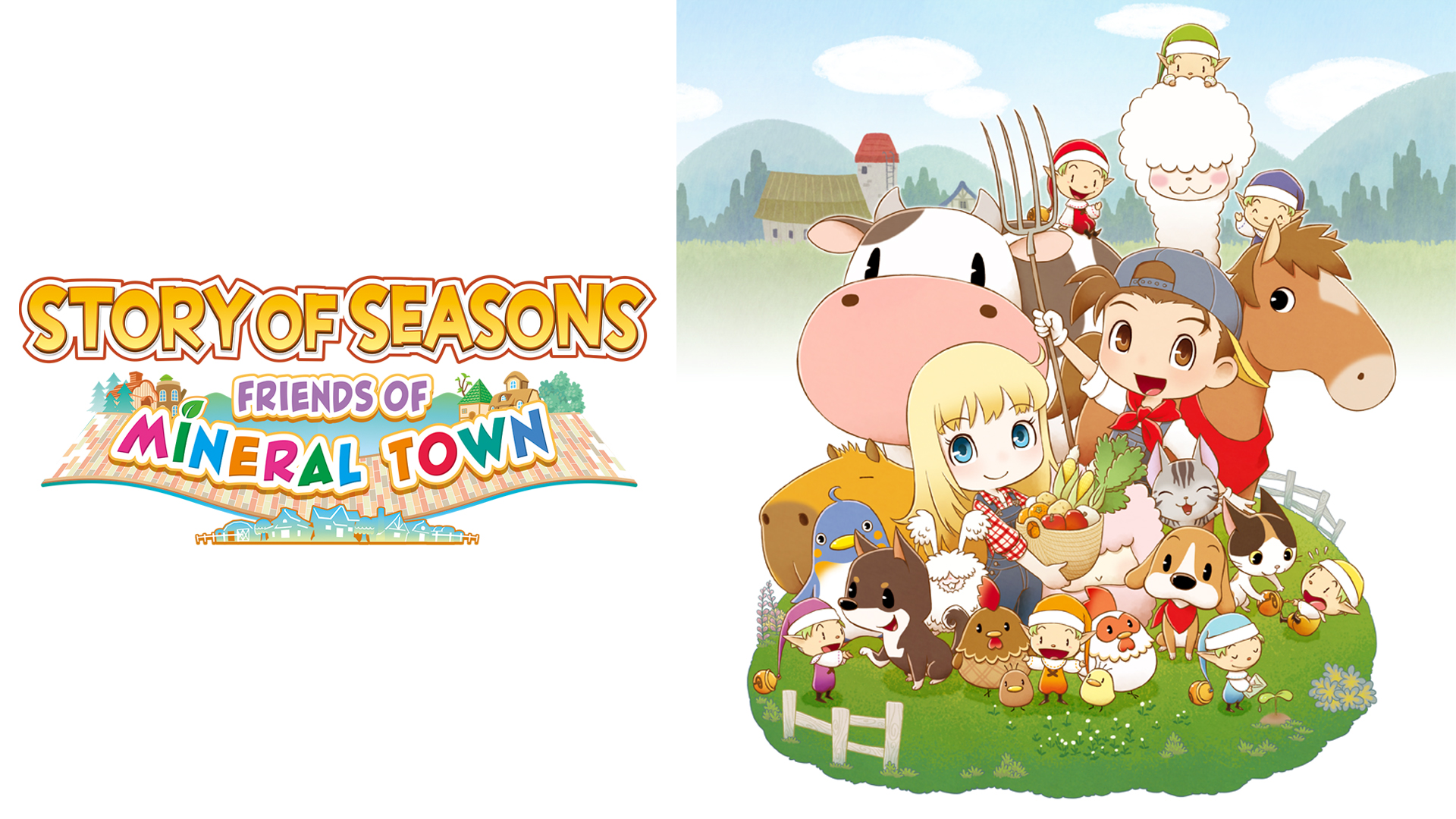 Story Of Seasons: Friends Of Mineral Town Switch Review - GameSpace.com