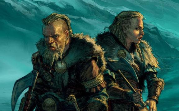 Dark Horse Annouces Comics Prequel to AC: Valhalla