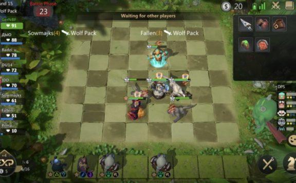 Auto Chess – Strategic Gameplay Trailer