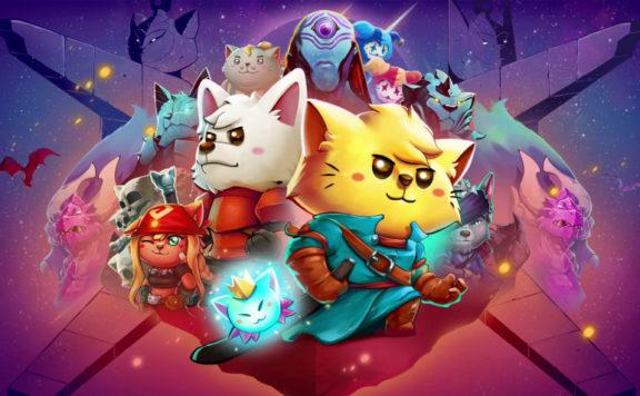Cat Quest II - Mew World Update