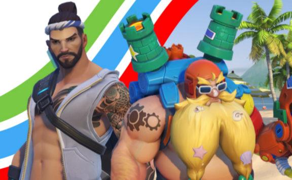 Overwatch Summer Games 2020 Kick Off Today!