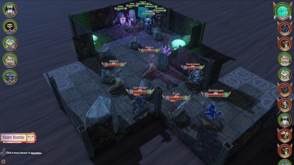 PopUp Dungeon 1