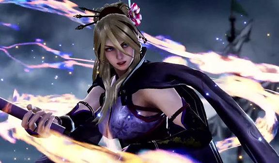 Soulcalibur VI Adds Setsuka in the New DLC