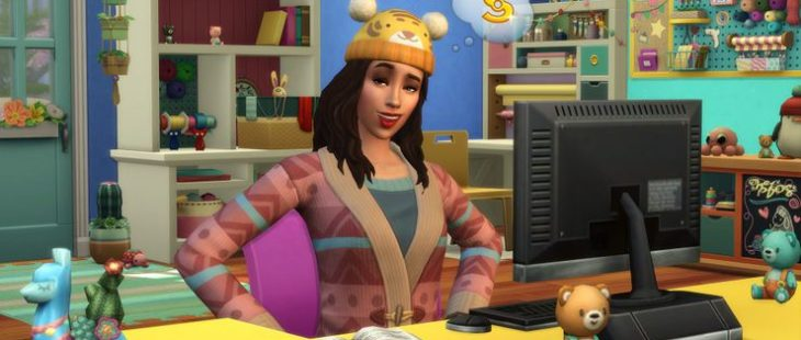 The Sims 4 – Nifty Knitting Stuff Pack Review