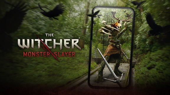 The Witcher Monster Slayer - New F2P AR Game Announced