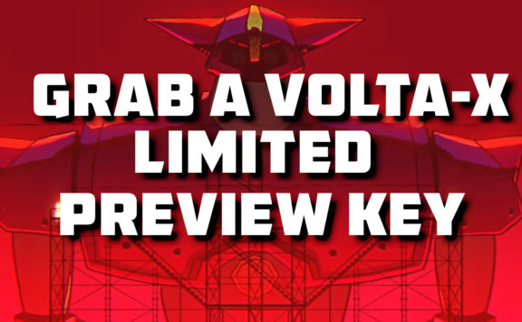 VOLTA-X PREVIEW