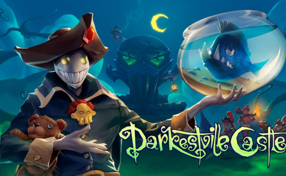 Darkestville Castle Banner
