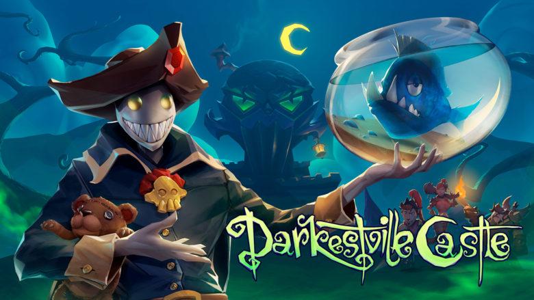Darkestville Castle Banner