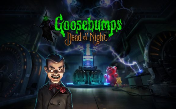 Goosebumps Dead Of Night Banner
