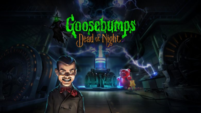 Goosebumps Dead Of Night Banner